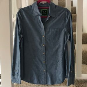 C. Wonder Chambray Button Down